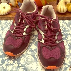 Purple Ryka Sneakers
